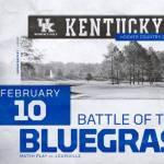 Kentucky Women's Golf Begins Spring Season vs. Louisville