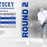 UK MGOLF's Zach Norris Leads Men's Golf at Seminole Intercollegiate