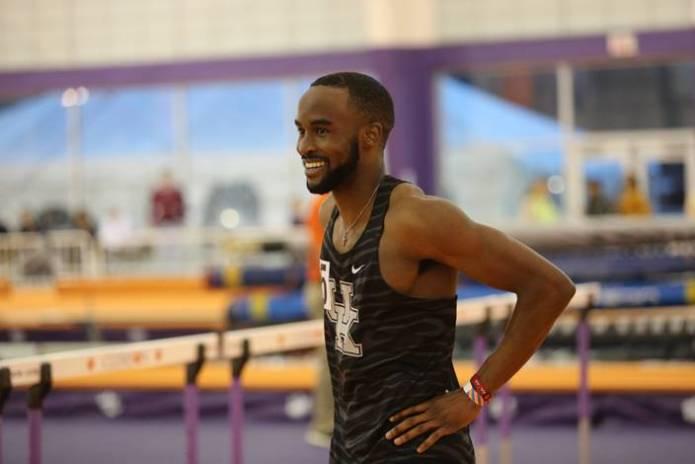 University of Kentucky track & field 2019