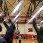 Bowling Green HS Basketball Pregame Warmups 2-1-19
