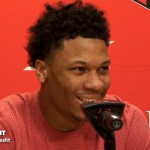 UofL MBB Dwayne Sutton Previews Florida State