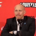 UofL MBB Coach Chris Mack On WIN vs Clemson