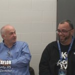 Hart County HS Athletic Director Jerry Taylor Talks with Trevent Hayes