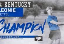 University of Kentucky womens golf 2019