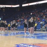 Ryle HS Girls 2019 Sweet 16 In-Game Cheer Competition