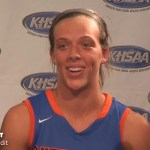 Southwestern HS Girls Basketball Sweet 16 Presser vs Collins