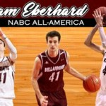Bellarmine MBB Eberhard lauded as NABC All-American