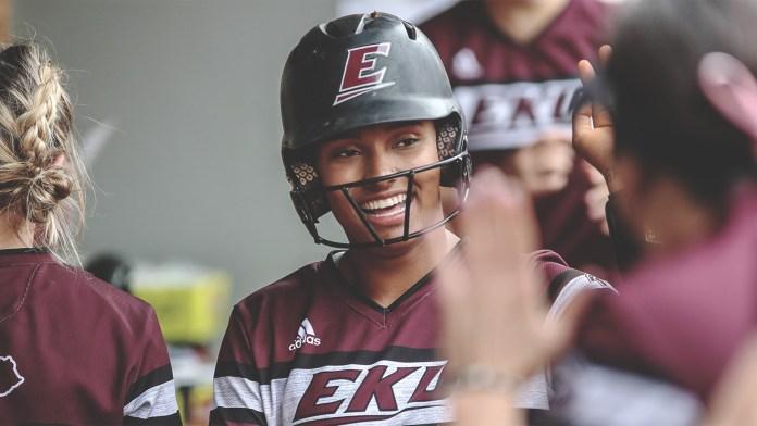 Eastern Kentucky University Softball 2019
