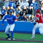 Kentucky Baseball's Daniel Flirts With Cycle in Front of Record Regular-Season Crowd