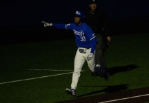 University of Kentucky Baseball 2019