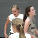 Rebelettes vs Middle Tennessee Sliders – AAU Basketball WK Sports Ent Spring Fling