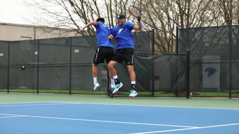 University of Kentucky mens tennis 2019
