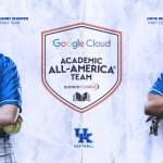 UK Softball's Schaper, Reed Named First Team CoSIDA Academic All-Americans