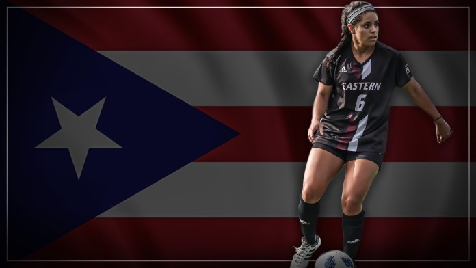 Eastern Kentucky University womens soccer