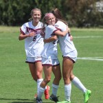 EKU WSOC Stage Thrilling, Last Minute Comeback In Exhibition Draw With Dayton