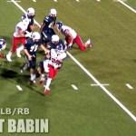 Brandt Babin Looks To Repeat CAL Football Championship Run