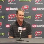 WKU FB: Game 1 Presser / UCA – Head Coach Tyson Helton and Defensive Coordinator Clayton White