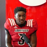 Louisville's Burns Transitioning to a New Position on Defense