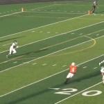 Roman White Kick Return For Touchdown for Trinity vs Douglass