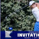 UK WGolf Tied for First Heading into Minnesota Invitational Finale