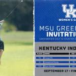 UK WGolf's Ott Closes Strong at MSU Greenbrier Invitational for Top-10 Finish