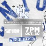 Free Admission, Trick-or-Treating Wednesday at WBB Exhibition