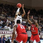 JOMARU BROWN SCORES CAREER HIGH 41 IN EASTERN KENTUCKY LOSS TO WKU