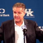 UK Wildcats Basketball Coach Calipari Postgame vs EKU