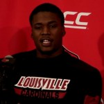 Louisville Basketball Steven Enoch Postgame vs Youngstown State