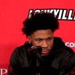 Louisville Basketball Dwayne Sutton Previews USC Upstate
