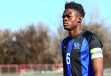 UK MSOC: Aimé Mabika to Participate in Inaugural MLS College Showcase
