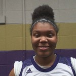 Bowling Green HS Girls Basketball LynKaylah James on WIN vs Barren County