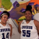 Caverna HS Girls Basketball Burnett & Faulkner on WIN vs Hart Co