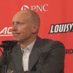 Louisville MBB Coach Chris Mack Postgame WIN vs Georgia Tech