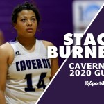 Stacia Burnett – 2020 GUARD Caverna HS Girls Basketball