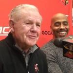 """Louisville Cardinals Basketball """"Doctors of Dunk"""" Announcement"""