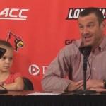 Louisville WBB Coach Jeff Walz on WIN vs VTech