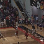 JJ Traynor Alleyoop DUNK For Bardstown in 5th Region Overtime Semifinal WIN