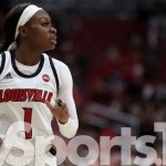 Louisville WBB Dana Evans Named AP Second Team All-American