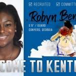 UK WBB: Robyn Benton Transfers to Kentucky