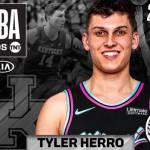 UK MBB: Herro, Washington Make NBA All-Rookie Second Team