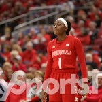 Louisville WBB Evans Named ACC Player of the Week