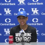 UK Wildcats WBB Coach Smith Previews Marshall