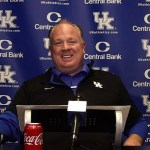 UK Wildcats Football Coach Stoops – Signing Day 2021 Press Conference