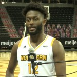 NKU MBB Trevon Faulkner Postgame vs Youngstown State Game 2