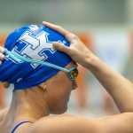 No. 10 Kentucky Women's Swimming & Diving Drops at No. 5 Tennessee