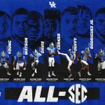 Eleven UK Footballers Tabbed All-SEC by Phil Steele