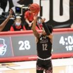EKU MBB Freshmen Wendell Green Jr Drops 30 Pts In Road Win vs Austin Peay