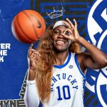 UK WBB: Rhyne Howard Named SEC, Naismith Trophy Player of the Week