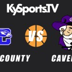 Caverna vs Larue County [GAME] – HS Basketball 18th District 2021